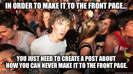 Been noticing this a lot in the reddit community lately...