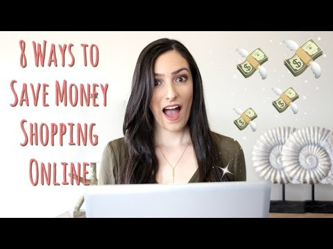 8 Ways to Save Money Shopping Online – Online Shopping Hacks and Tips // Life by Coral