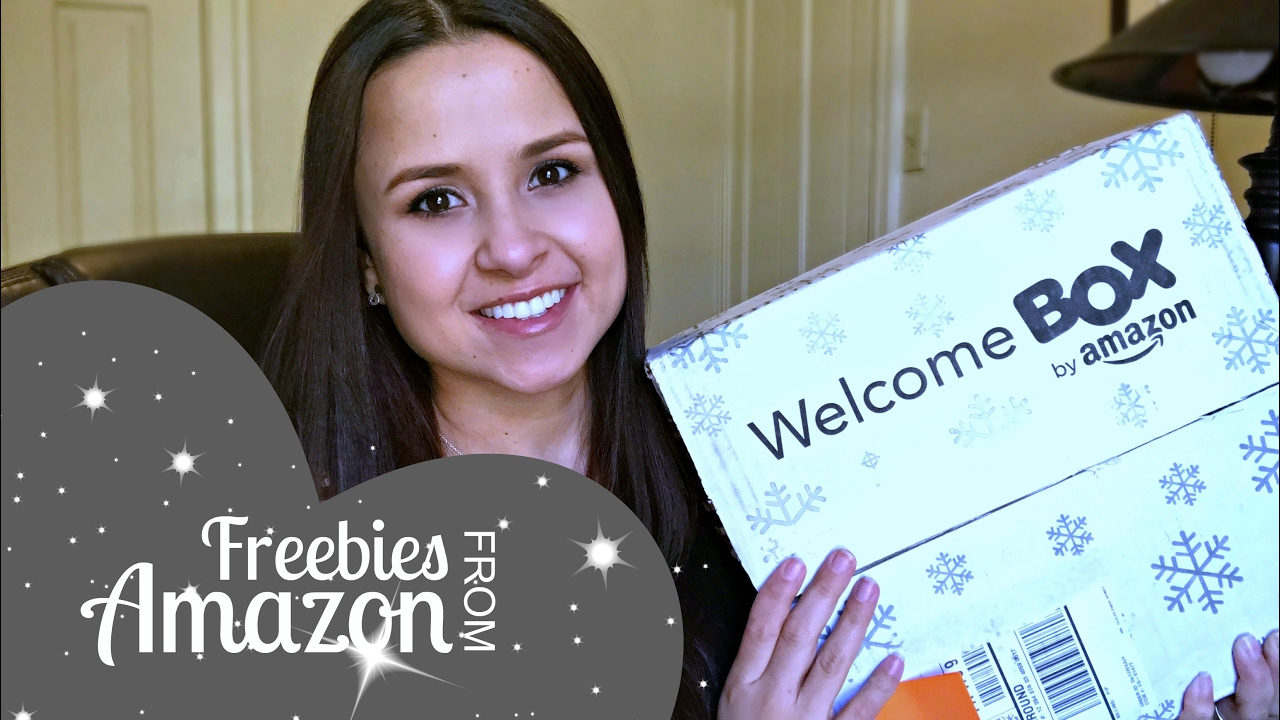 2017 FREE Amazon Baby Registry Welcome Box
