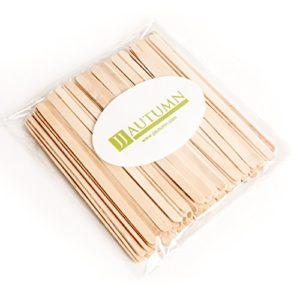 Professional Spa Quality Wax Applicator Spatula Small Sticks For Hair Removal (100pcs) 13