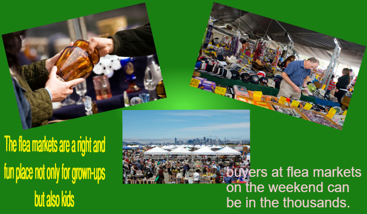 Stop And Shop Buying Selling and Make Money at Flea Markets