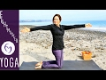 25 Minute Total Body Stretch With Fightmaster Yoga