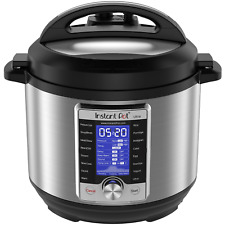 Instant Pot Ultra 6 Qt 10-in-1 Multi- Use Programmable Pressure Slow Cooker -NEW