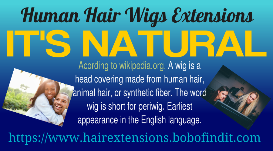 Human Hair Wigs That Look Natural