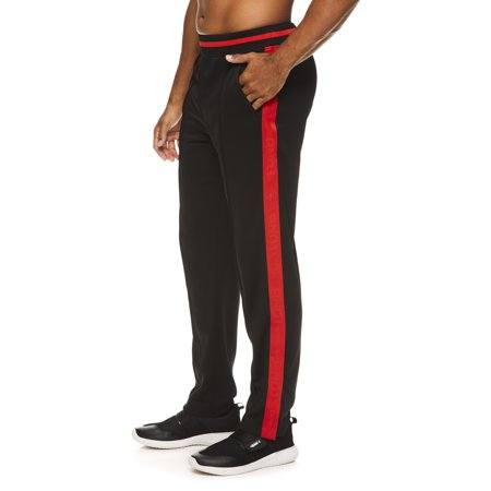 AND1 Men's and Big Men's Basketball Track Pant, up to 5XL