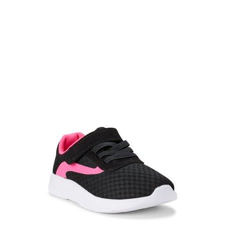 Athletic Works Everyday Mesh Athletic Sneaker (Toddler Girls)