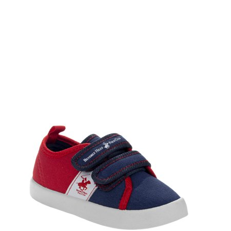 Beverly Hills Polo Club Two Strap Sneaker (Toddler Boys)