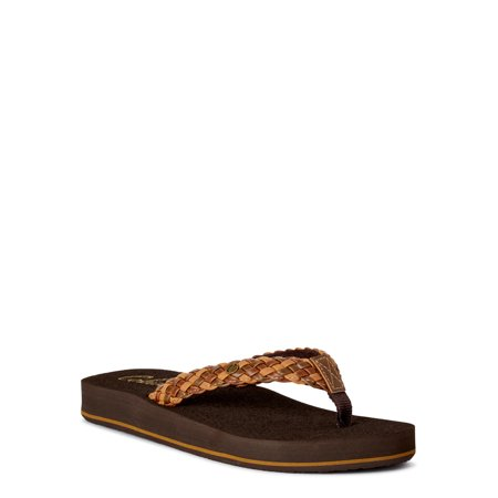 Cobian Women's Braided Bounce Sandals