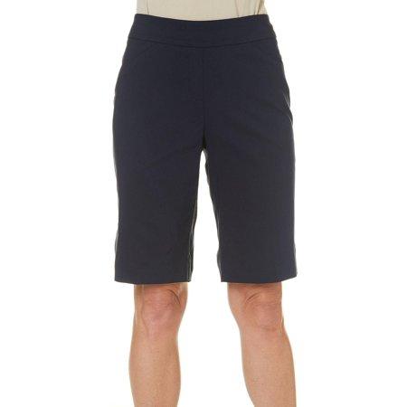 Coral Bay Womens Millennium Shorts 14 Navy