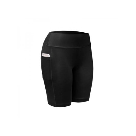 Fymall Women Sports Fitness Compression Shorts For Running Yoga