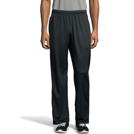 Hanes Sport Men's and Big Men's X-Temp Performance Training Pants with Pockets, up to size 2XL