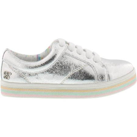 Jessica Simpson Casey Sophie Low Top Oxford Sneaker (Little Girls and Big Girls)
