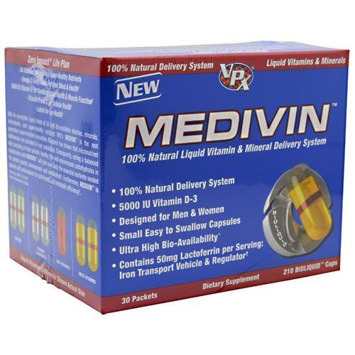 Medivin Multivitamins 30 pkts by VPX Sports Nutrition