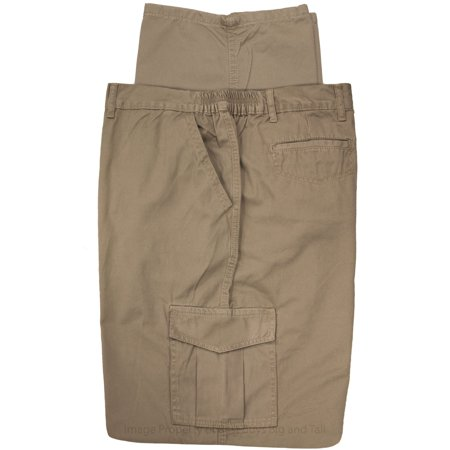 Mens Big & Tall Cargo Pants by FullBlue
