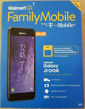 *NEW 2019*UNLOCKED Walmart Family Mobile Samsung Galaxy J3 ORBIT BLACK16GB 4GLTE