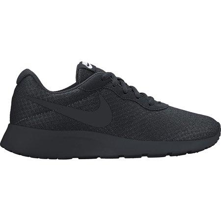 Nike 812655-002: Women Tanjun Triple Black Sneaker (8.5 B(M) US)