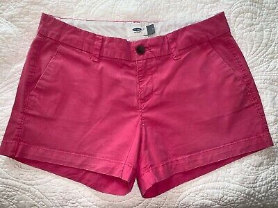 Old Navy Women's Pink Shorts Size 2 Very Good Condition!