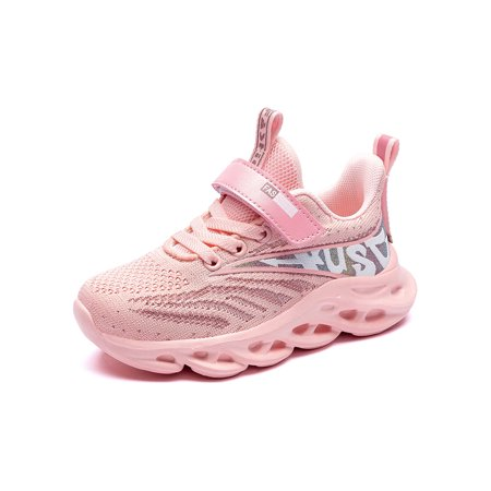 OwnShoe Toddler Safety Non Slip Sneakers Casual Running Walking Shoes for boys and Girls