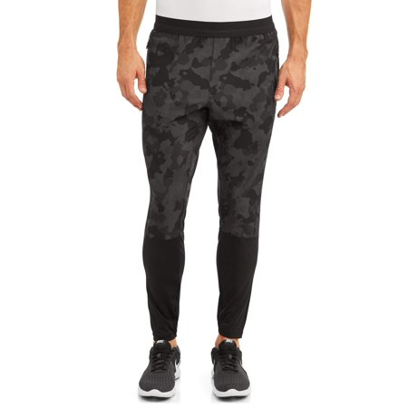 Russell Men's and Big Men's Hybrid Running Pant, up to 5XL