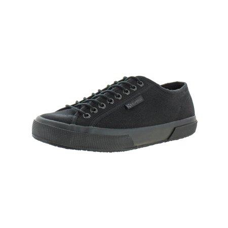 Superga Mens 2744 Canvas Low Top Sneakers