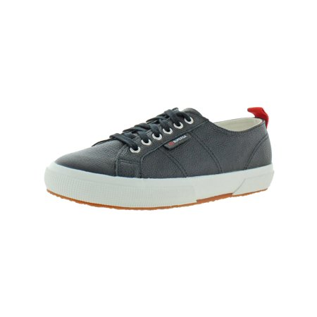 Superga Mens 2750 Leather Low Top Sneakers