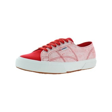 Superga Womens 2750 Canvas Low-Top Sneakers