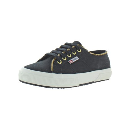 Superga Womens 2750 Canvas Low Top Sneakers