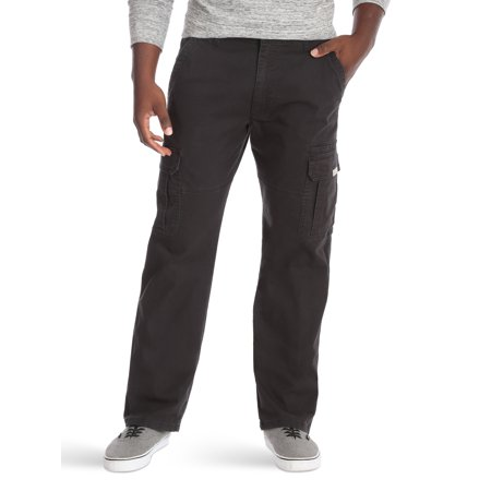 Wrangler Big Men's Relaxed Fit Cargo Pant with Stretch