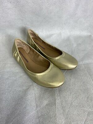 Amazon Essentials Women's Shoes Silver Gold Size 7.5 New