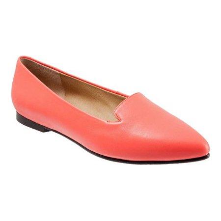 Women's Trotters Harlowe Pointed Toe Flat